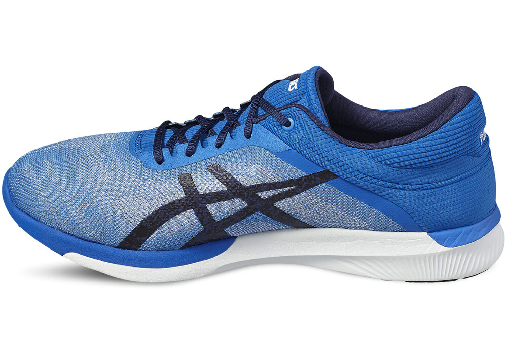 Asics Fuzex Black Running Shoes